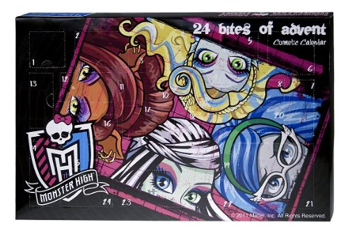 Monster High Kosmetik Adventskalender - Mattel 9261720 - 2011