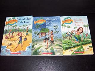 Castaways Trilogy 1-3: Worst Class Trip Ever/Weather's Here, Wish You Were Great/Isle Be Seeing You (3 Book Set)