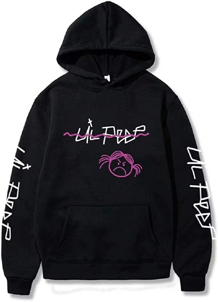 Unisex Lil Peep Hoodies Men Fashion Sport Hip Hop Sweatshirt Pullover Tops Sweaters