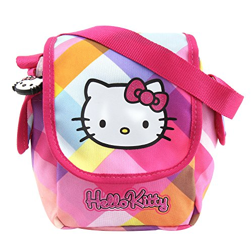 Hello Kitty 00571 Messenger Bag, Rainbow