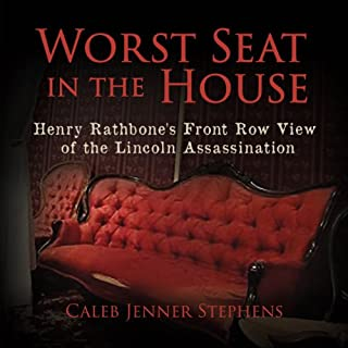 Worst Seat in the House audiobook cover art