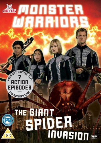 Monster Warriors - Volume 1