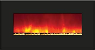 Amantii Enhanced Series Wall Mount/Built-in Electric Fireplace, 34-Inch
