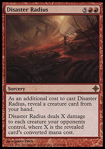 Magic: the Gathering - Disaster Radius - Rise of The Eldrazi