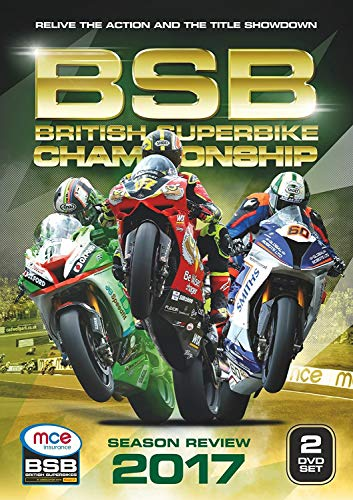 British Superbike: 2017 - Championship Season Review [DVD] [UK Import]