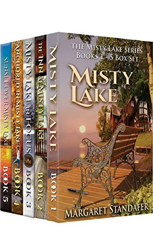 Misty Lake Series - Books 1-5 Box Set: The Complete Five-Book Misty Lake Series (Clean Romance) (English Edition)