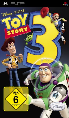 Disney Toy Story 3: The Video Game (PSP)