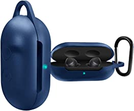 M.G.R.J® Soft & Flexible Silicone Case Cover for Samsung Galaxy Buds (Blue)