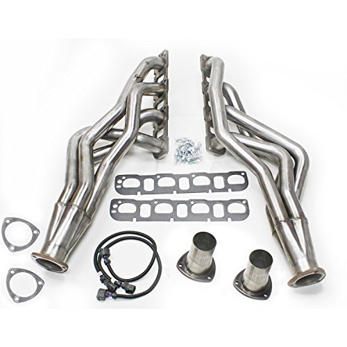 JBA (6961S) 1-7/8' Stainless Steel 4 into 1 Primary Long Tube Exhaust Header for Dodge RAM 1500/2500/3500 2/4 WD 5.7L Truck