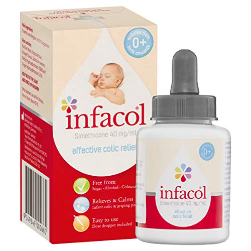 Infacol to Relieve Wind, Infant Colic and Griping Pain 50ml