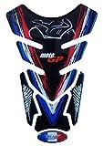 R1200GS 3d–France/Francia Bandera/Moto GP/Racing–500180–Universal para Yamaha, Honda, DUCATI, SUZUKI, KAWASAKI, KTM, BMW, Triumph y Aprilia depósitos