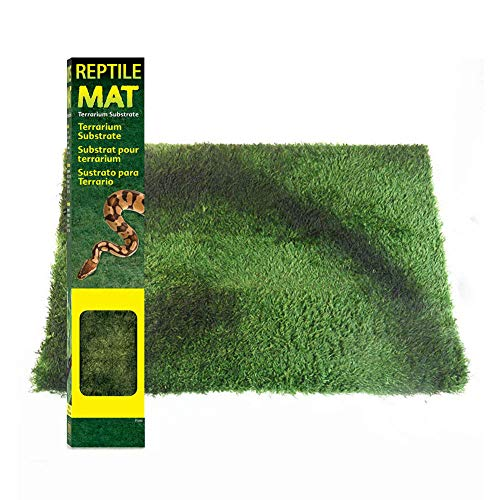 PETSTARCX Reptile Terrarium Bedding Substrate Liner Soft Lawn Landscaping...