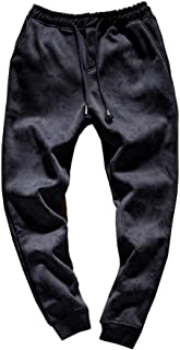 7c3c76a4836 Colmkley Men Joggers Camouflage Casual Drawstring Sweatpants Sport Work  Overalls