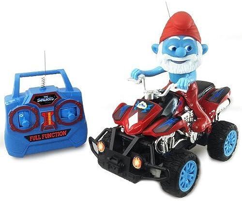 Con precio barato para obtener la mejor marca. NKOK Papa Smurf ATV ATV ATV Rider by NKOK  el estilo clásico