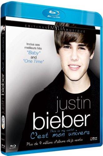 Justin Bieber : C'Est Mon Univers [Blu-ray] [Version Longue]