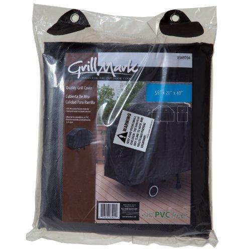 """Grillmark 84156A Grill Cover, 56"""" x 21"""" x 40"""""""