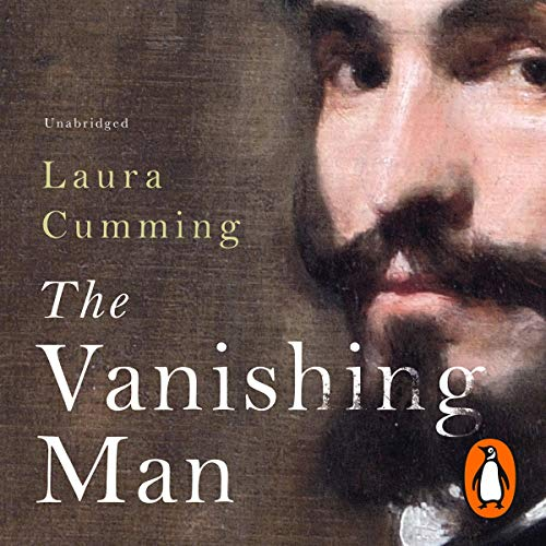 The Vanishing Man Titelbild