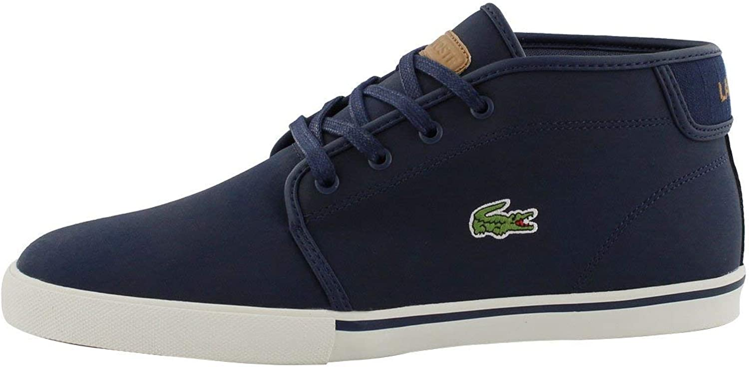 Lacoste Men's Ampthill 119 1 Mid Fashion Sneaker