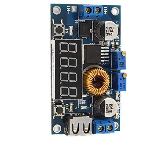 Aexit 5A CC CV-LED-Lithium-Ladegerät für Stromversorgungsmodule (0ae1a828e5e389acb245bf599c532057)