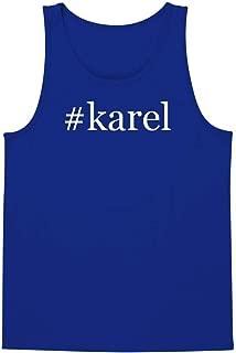 The Town Butler #Karel - A Soft & Comfortable Hashtag Men's Tank Top