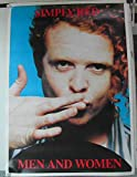 Simply Red – 60 x 86 cm zeigt/Poster