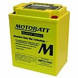 BATTERIA MOTOBATT MBTX14AU SIGILLATA PRECARICATA 12V 16,5AH 135X90X168MM