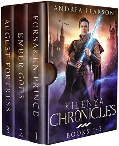 Kilenya Chronicles Books 1 3 product image