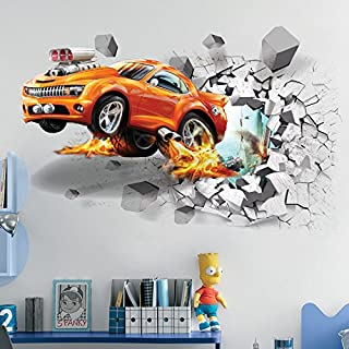 Best hot wheel wall stickers Reviews