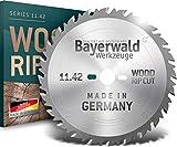 Bayerwald - HM Kreissägeblatt - Ø 250 mm x 3,2 mm x 20 mm   Wechselzahn (24 Zähne)   grobe,...