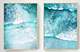 Ozeanwelle Wandkunst Leinwand Malerei Strand Surf