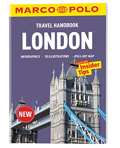 London Marco Polo Handbook (Marco Polo Travel Guide)...