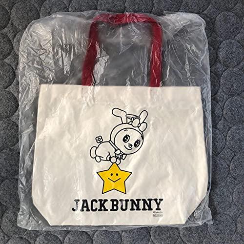 JACK BUNNY×ドラミちゃんトートバッグ