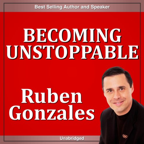 Becoming Unstoppable audiobook cover art