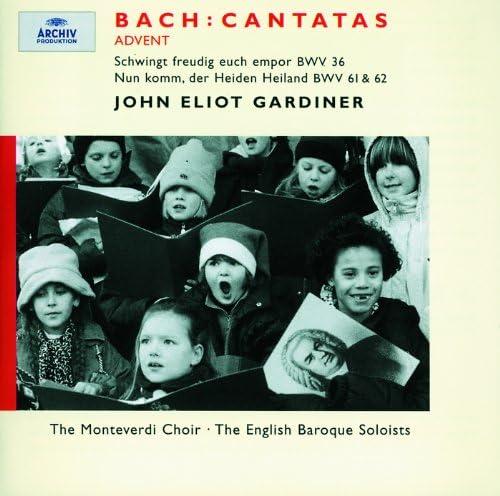 Nancy Argenta, Anthony Rolfe Johnson, Petra Lang, Olaf Bär, The Monteverdi Choir, English Baroque Soloists & John Eliot Gardiner
