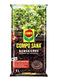 Compo SANA Bonsaierde mit 8 Wochen Dünger für alle...