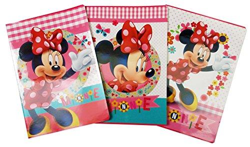 Maxi cahier linéature B pour troisième primaire Disney Minnie Mouse – Minnie