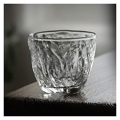 Copas de Agua 6.7 onzas (unos 200 ml) Crystal de whisky de vidrio, adecuados for whisky escocés, Bourbon whisky, vino y bebidas de cóctel, whisky o bebidas mezcladas para Agua, Cerveza, Jugo, Bebidas