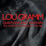 Lou: Questions and Answers-the Atlantic Anthology 87-89 (Audio CD)
