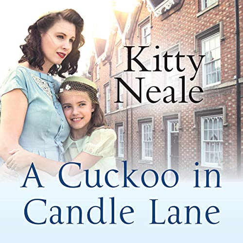 A Cuckoo in Candle Lane audiobook cover art