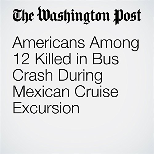 Americans Among 12 Killed in Bus Crash During Mexican Cruise Excursion copertina