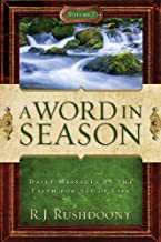 A Word in Season (Vol. 2) (A Word in Season: Daily Messages on the Faith for All of Life)