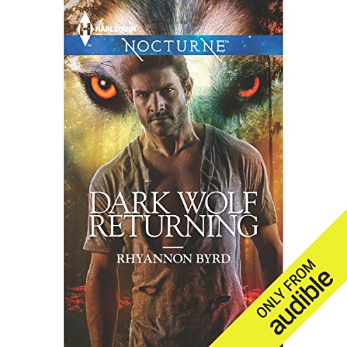 Dark Wolf Returning audiobook cover art