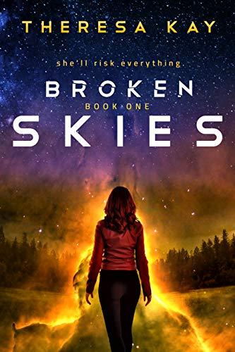 Book Cover for Broken Skies