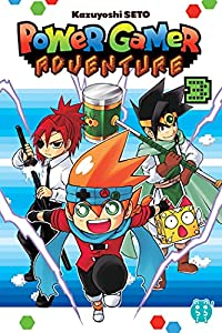 Power Gamer Adventure Edition simple Tome 3