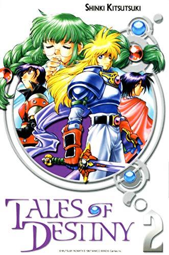 TALES OF DESTINY T02 (02) (Shônen/Tales of Destiny, Band 2)
