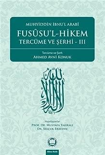 Fususu'l-Hikem Tercume ve Serhi 3