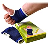 2x Handgelenk Bandage/Handbandage/Handgelenkstütze für Alltag und Sport, Hobby oder Fitness/Handgelenkschiene