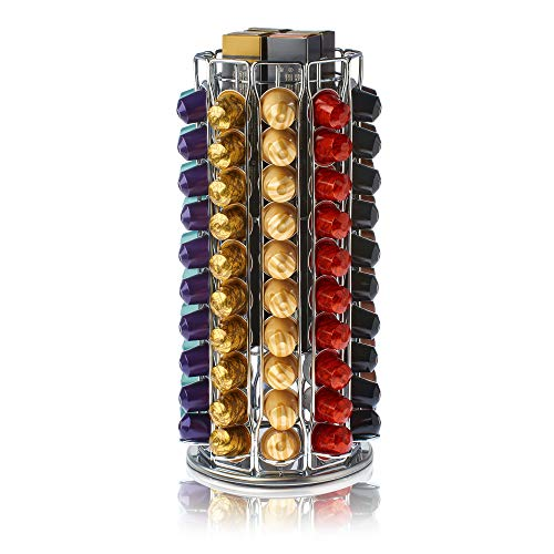 Peak Coffee - Porta Capsule Caffe Nespresso Dispenser 140 Posti