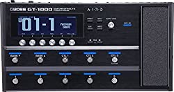 BOSS GT-1000 Guitar Processor/Effects Pedal Review