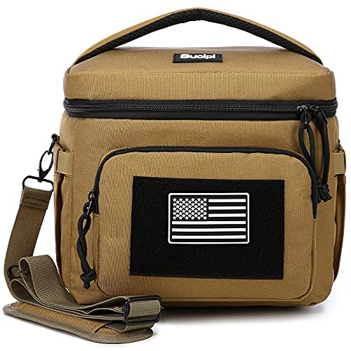 Sucipi Lunch Bag Insulated Lunch Box Lunch Cooler with MOLLE...